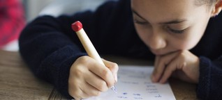 Die Handschrift-Misere
