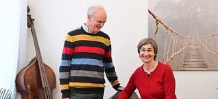 """Therapeutenpaar: """"Wir mussten erst lernen, ein Team zu sein"""""""
