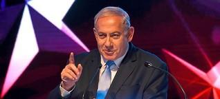 Netanjahu spielt mit dem Rechtsstaat