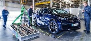 Neue Recycling-Methode für Batterien aus Elektroautos