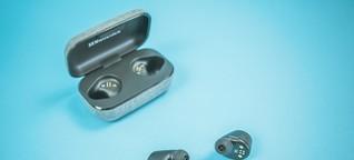 Kopfhörer: Sennheiser Momentum True Wireless im Test