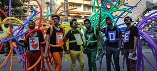 Der lange queere Weg ins indische Unterhaus
