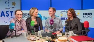 Brexit-Podcast der BBC