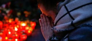 Terroropfer: Leben mit dem Trauma