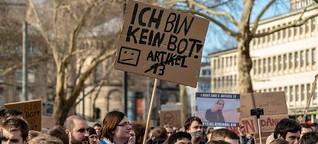 torial Blog | Netzwelt-Rückblick März: 30 Jahre WWW, Urheberrechtsreform ist durch, Mord live im Netz
