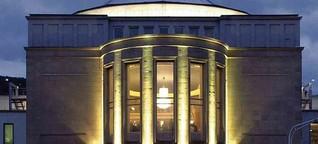 Experiment: Chefs von Wuppertal Institut und Oper tauschen die Jobs