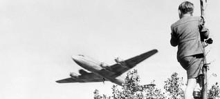 """Flughafen Tempelhof: """"Kaum einer weiß, was hier geschehen ist"""""""