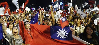 KMT Shocks With Its Success in Taiwan Elections