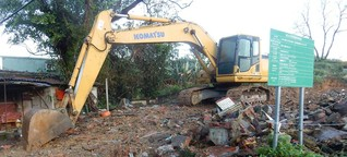 UPDATE: Protests Delay Xindian Cemetery Demolition - The News Lens International Edition