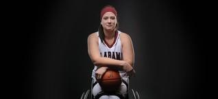 Wie eine Münchnerin die US-College-Nationals im Rollstuhl-Basketball gewann