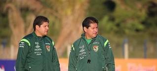 Qui sont Eduardo et Óscar Villegas, les deux frères à la tête de la sélection bolivienne?
