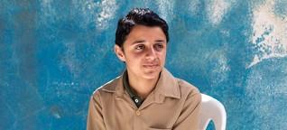 Syrische Flüchtlinge in Jordanien: Wo Kinder 15 Stunden am Tag schuften - SPIEGEL ONLINE - Politik