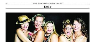 Berliner Zeitung - Mut zur Selbstliebe