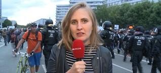 """Videoreportage aus Chemnitz: """"Hier mischt sich die bürgerliche Mitte mit Neonazis"""""""