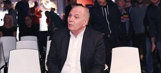 Uli Hoeneß über die Rolle des Fußballs und sich selbst: Zwischen Wut und Mitleid