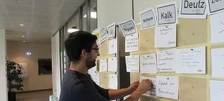 Interaktive Konferenz: Teilnehmer gestalten beim Barcamp Köln das Programm selbst