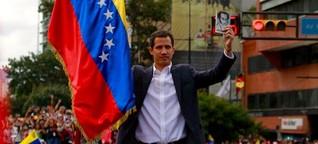 Venezuela-Krise: Einfach erklärt im Podcast