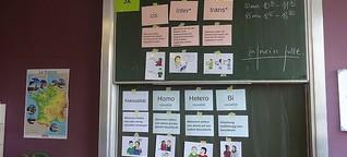 Schulworkshop gegen Homo- und Transfeindlichkeit