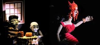 Gruseliges Puppenspiel in Herne