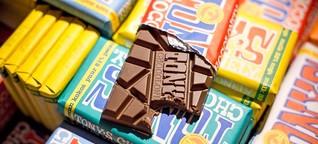 """Die Amsterdamer Schokoladenmarke Tony's Chocolonely setzt auf """"sklavenfrei"""" erzeugten Genuss"""