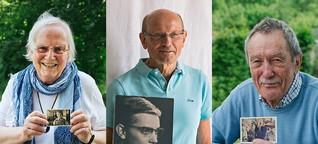 Queere Senioren erzählen von ihren Coming-outs