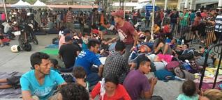 Mexiko: Immer mehr Migranten bleiben trotz Repression