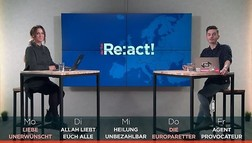 ARTE Re:act Die Europaretter