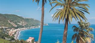 Taormina: Hals über Kopf