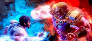 Fist of the Northstar: Lost Paradise im Test - Yakuza mit Anime-Lizenz - GamePro
