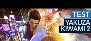 Yakuza Kiwami 2 - Test / Review: Der spannendste Krimi der Serie (Gameplay)