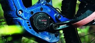 E-Bikes und Pedelecs: Bosch treibt Fahrräder an