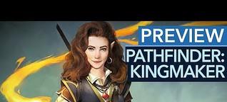 Pathfinder: Kingmaker - Preview / Vorschau: Ein Fest für Fans klassischer RPGs! (Gameplay)