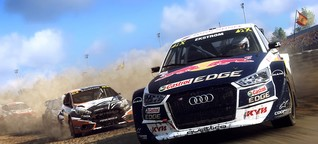 DiRT Rally 2.0 Preview - Über Stock und Stein - GameStar