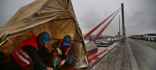 Kaum Planer, hohe Baupreise: Das sind Deutschlands kaputte Brücken