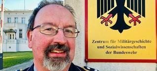 """Interview mit Potsdamer Militärhistoriker: """"War Fontane ein Kriegstreiber?"""""""