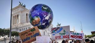 Fridays for Future weltweit: Demo-Neulinge gegen Klimawandel
