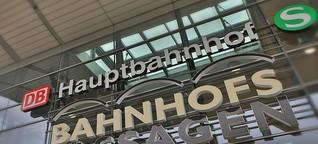 Diverse Maßnahmen für mehr Sicherheit am Hauptbahnhof