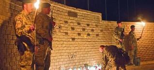 Forschung von Potsdamer Militär-Soziologen: Was der Afghanistan-Einsatz bei den Soldaten auslöste