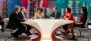 """""""Maybrit Illner"""": Ausgerechnet bei der Kosten-Frage blamiert sich Olaf Scholz"""