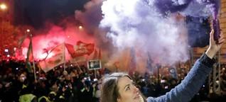 Anna Donáth führt den Widerstand gegen Orbán an