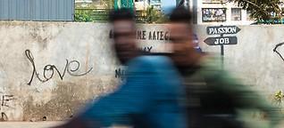 Leben in der Stau-Welthauptstadt Mumbai