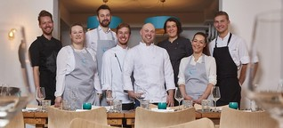 """Gastro-Test im """"Jellyfish"""":  Sterneküche mit """"Mmmh""""-Garantie"""