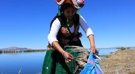 Existentielle Bedrohung: Anwohner wehren sich gegen den Titicacasee als Kloake