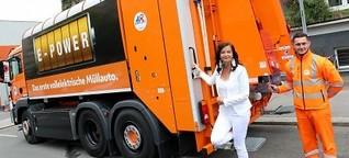 Nicht mehr vom Müllwagen geweckt werden