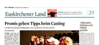 Promis geben Tipps beim Casting