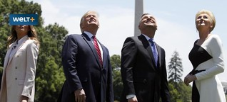 Warum Trump auf Polen setzt - und Deutschland ignoriert