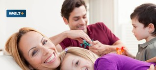 Lieblingskinder: Warum die meisten Eltern ein Kind bevorzugen