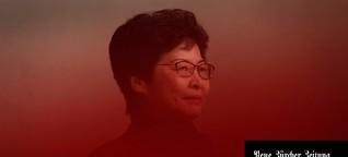 Carrie Lam: Die Hongkonger Regierungschefin mit eisernem Willen