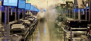 Ein Hauch KI weht durch die Produktion