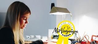 Kleine, geile Firmen #42 - Handgemachter Schmuck von MAY